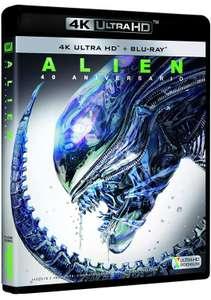 Alien Edición española (4k Ultra Hd + Blu-Ray), también en el corte inglés