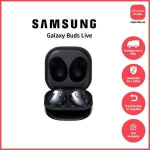 Galaxy buds live (envío desde España)