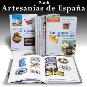 PACK LAS ARTESANÍAS DE ESPAÑA. 5 TOMOS