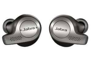 Auriculares de botón Jabra Elite 65t negro y titanio True Wireless Bluetooth