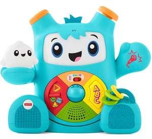 Fisher-Price Rocky Roquero, juguete electrónico bebé +6 meses