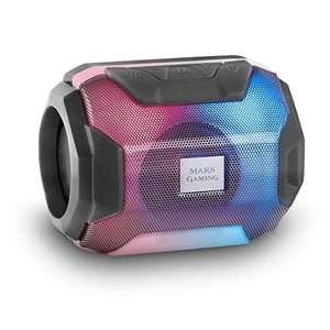 Altavoz Bluetooth RGB Mars Gaming MSBAX