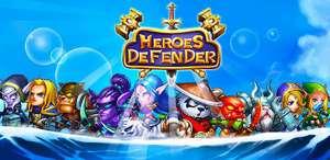 Defender Heroes Premium: Castle Defense - Epic TD