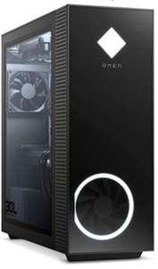 HP OMEN(AMD Ryzen 5 5600X, 30L, 16 GB DDR4-SDRAM, 1TB HDD+ 512GB SSD, RTX 3060 12GB, FreeDOS)
