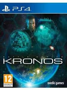Battle Worlds - Kronos (PS4)