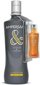 Ampersand Grey Gin con Miniatura Ampersand Mango de Regalo - 70cl