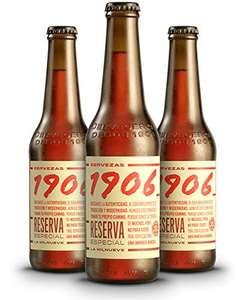 Cerveza 1906 Reserva Especial - Pack 24x33 cl (0,83€/unidad)
