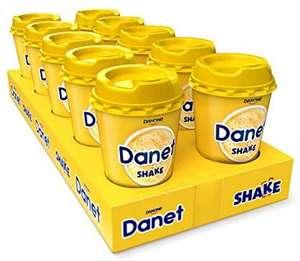 Danet Shake Pack 10 Batidos Sabor Vainilla 200 Ml - Total 10 x 200 ML (Con compra recurrente)