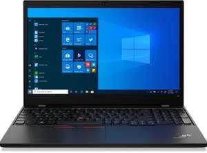 """Lenovo ThinkPad L15 Gen 1 - Portátil 15.6"""" FullHD (Intel Core i5-10210U, 8GB RAM, 256GB SSD, Intel UHD Graphics, Windows 10 Pro)"""