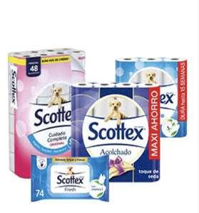 SCOTTEX - 2x1 + 5€ Dto Extra en compras de 15€