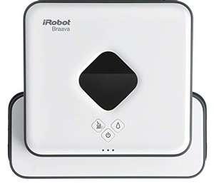 iRobot Braava 390t - Robot friegasuelos 2 en 1: Limpieza en seco y en húmedo