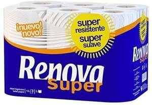 Renova Papel Higiénico Super   12 Rollos (compra recurrente)