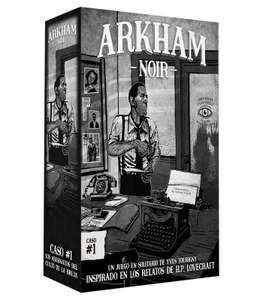 Arkham Noir: Caso nº 1: Los asesinatos del culto de la bruja - Juego de Mesa