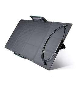Panel Solar ECOFLOW 110W portátil monocristalino 110W-EF SOLAR110N