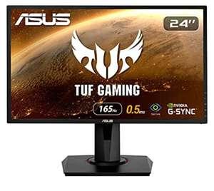 "ASUS VG248QG - Monitor Gaming de 24"" (Full HD, 165 Hz, 0.5 ms MPRT, Extreme Low Motion Blur, Adaptive-sync, FreeSync Premium technology)"