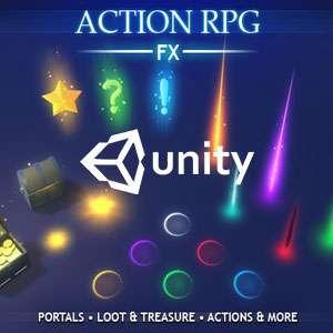 Consigue GRATIS 3 Pack de Efectos Realista [Unity]