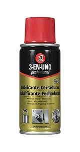 3 EN UNO Profesional 34463 - Lubricante de Cerraduras en Spray, Incoloro - 100 ml
