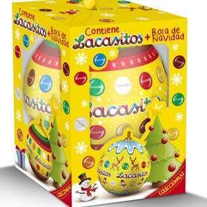 Bola De Navidad repleta de Lacasitos (AlCampo Linares)