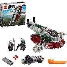 Lego Star Wars 75311 y 75312 a preciazo en Toysrus