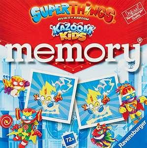 SuperThings: Kazoom Kids 'Memory' - Juego de Mesa