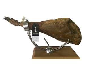 TENTUIBER Jamón de cebo ibérico 50% raza ibéricapieza 8 kg