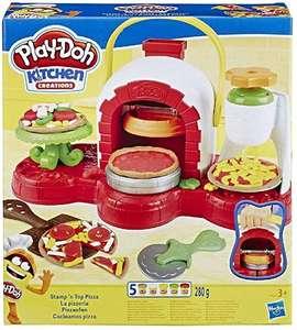 Play Doh-Cocina de Pizza