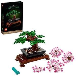 LEGO Creator Expert Botanical Bonsái Set de Construcción