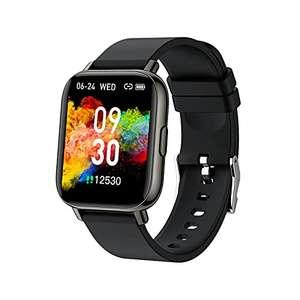 "Smartwatch, 1.69"" Reloj Inteligente Hombre Mujer 24 Deportivo Modos Impermeable IP68"