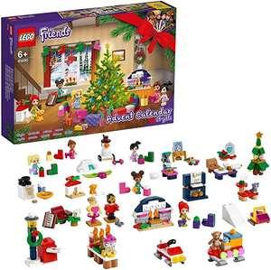 LEGO Friends: Calendario de Adviento de 2021, Juguete de Navidad para Niños y Niñas con 5 Micro Muñecas