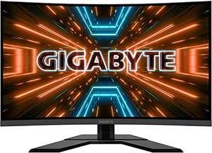 """Monitor curvo Gigabyte G32QC 80 cm (31.5"""")"""