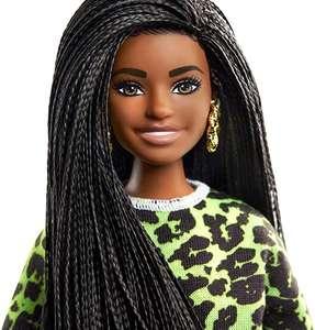 Barbie Fashionista Muñeca afroamericana curvy
