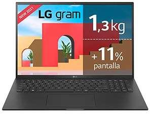 """LG gram 17Z90P 17"""" / W10 i7 / 32GB RAM / 1TB SSD"""