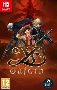Ys Origin (Switch)