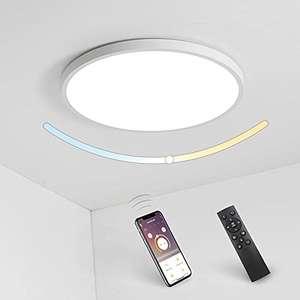Plafon LED Regulable