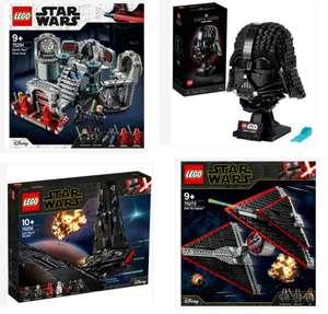 RECOPILACION de LEGOS STAR WARS en Toys R Us