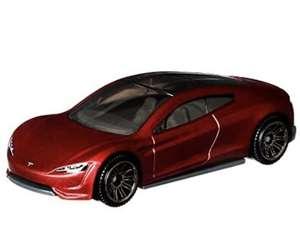 Coche de metal Matchbox Tesla Roadster