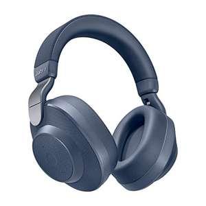 Jabra Elite 85h - Auriculares Inalámbricos con batería de larga duración y cancelación activa de ruido azul marino