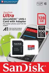 SanDisk Ultra MicroSDXC 128GB (Switch)