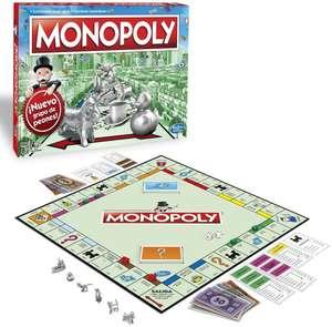 Monopoly versión clásica solo 17.4€