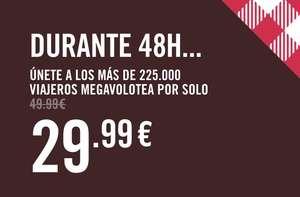 MEGAVOLOTEA POR 29'99€