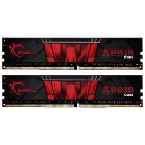 Kit de Memoria RAM DDR4 de 16 GB G.Skill Aegis (2x 8 GB) - 3000 MHz, CL16