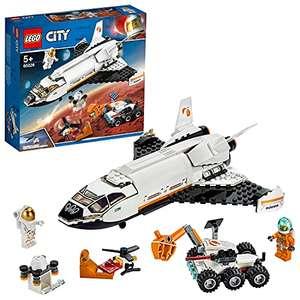 LEGO City Lanzadera Científica a Marte