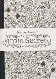 Cuaderno Jardín Secreto   Johanna Basford
