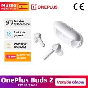 OnePlus Buds Z (Desde España) (A partir del 11/10 a las 10.00)
