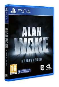 Alan Wake Remastered - PS4 y PS5 (Amazon)