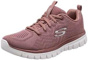 Skechers Graceful Get Connected, Zapatillas Mujer en tallas 36 1/3, 36 2/3 ,37 1/3, 39.5 y 41.