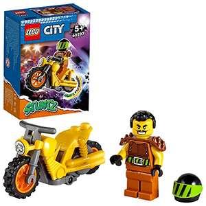 LEGO Moto Acrobática con Piloto