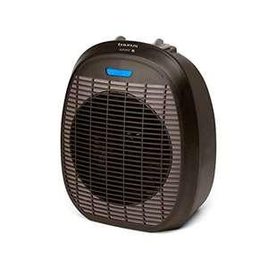 Calefactor - Taurus 946912000 Tropicano 3.5, 2400 W, 2 niveles de calor, Marrón