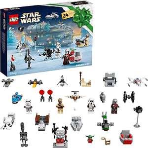 LEGO 75307 Star Wars, Calendario de Adviento de 2021, Set de Construcción para Niños, The Mandalorian