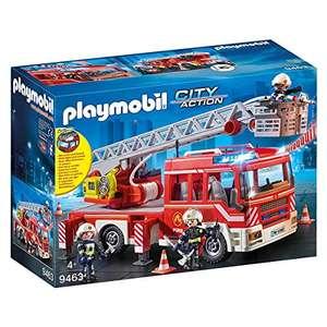 Playmobil - City Action Camión de Bomberos con Escalera